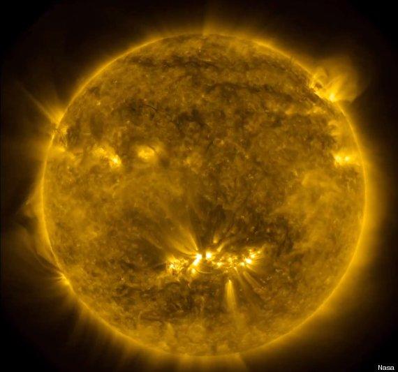 sun video sdo