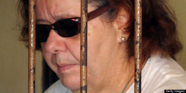 Lindsay Sandiford is facing the death penalty