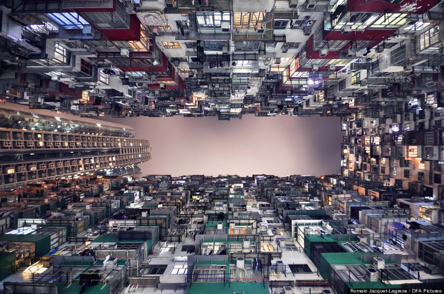 hong kong skyscraper photos