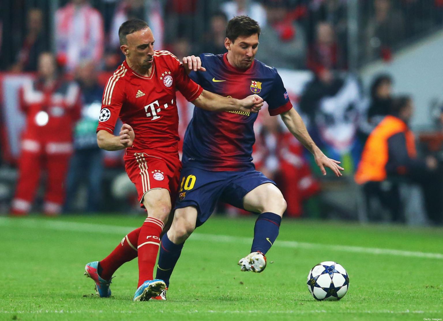 Bayern Munich Vs Barcelona En Vivo Sigue Todas Las