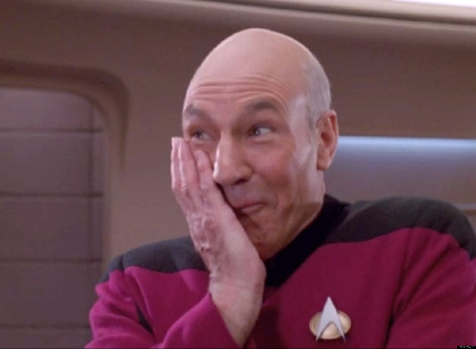 'Star Trek: The Next Generation' Blooper Reel: Season 3 ...