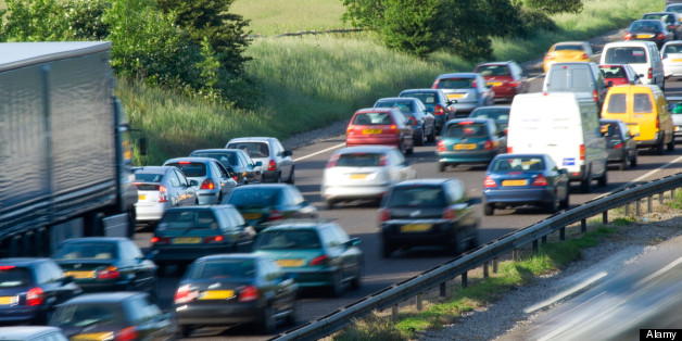 Study suggests that traffic fumes could increase stroke risk