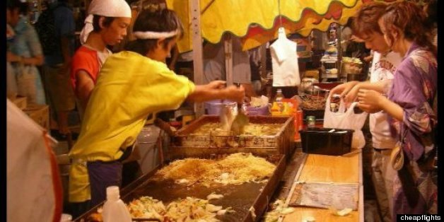 Top 10 Street Food Cities