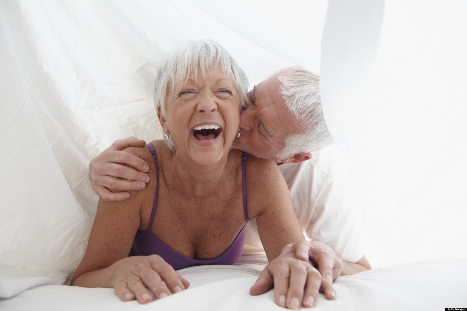 Perks of dating men over 50