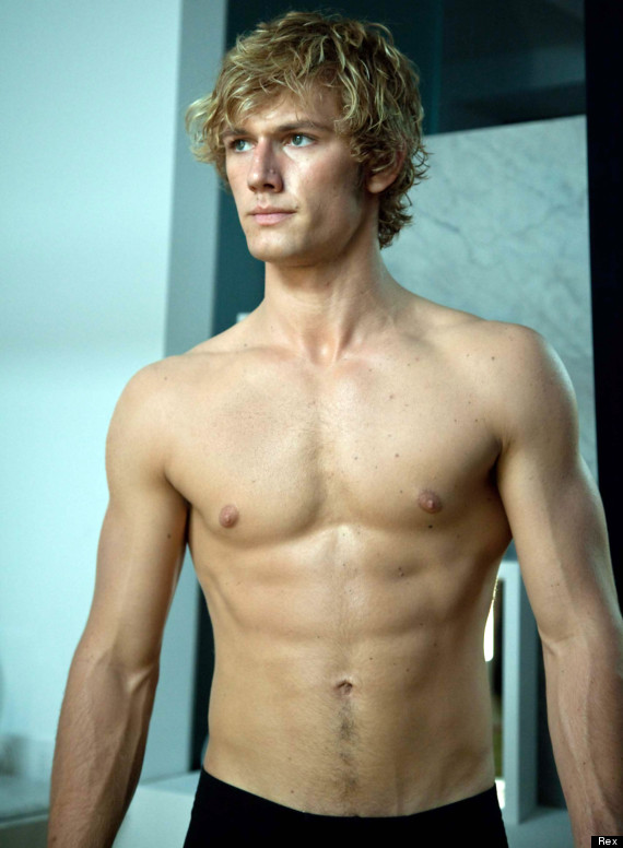 Alex pettyfer model nude