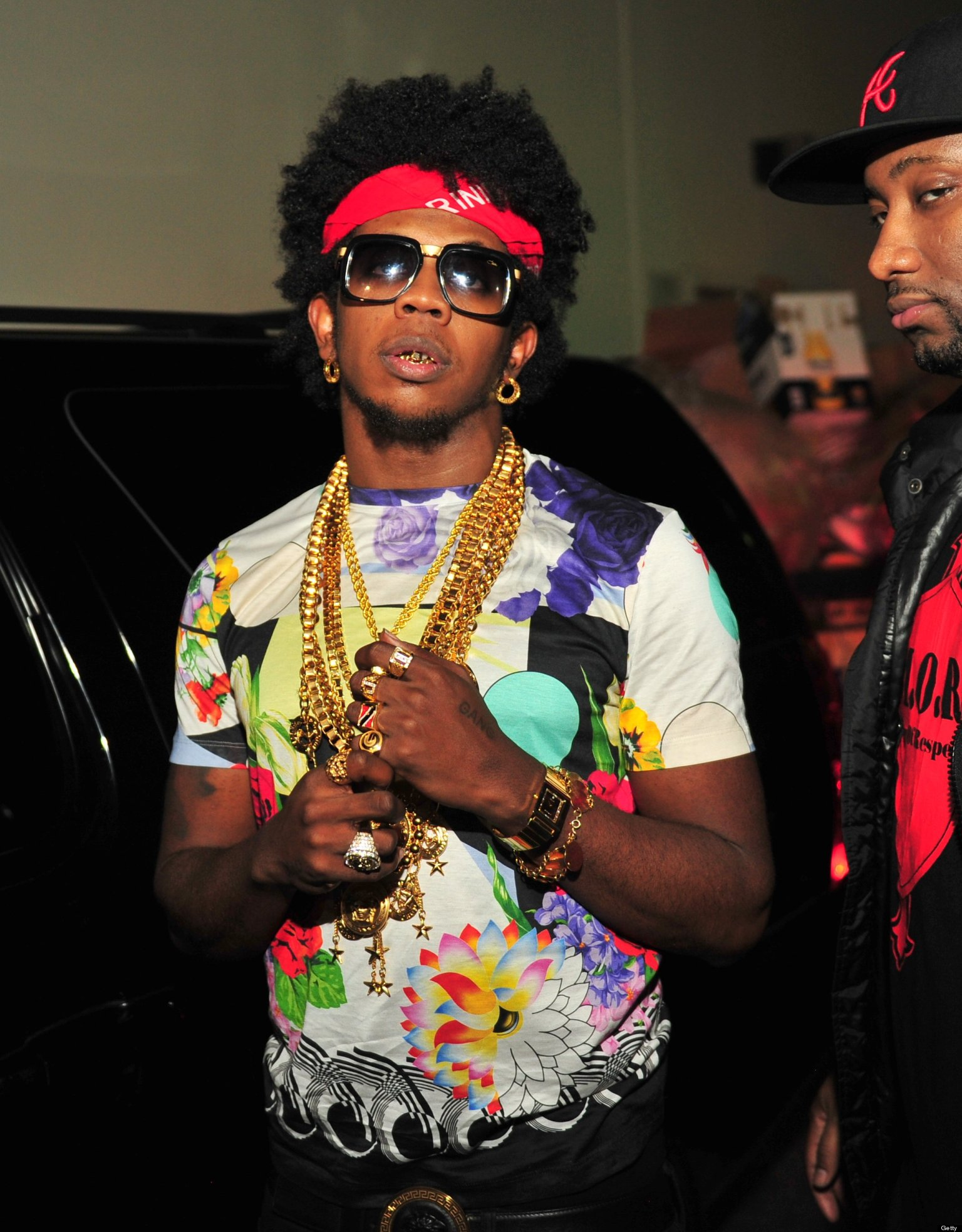 Undo straight perm - Trinidad James Debuts Straight Hair Plus More Black Men Who Have Tamed Their Manes Video Huffpost
