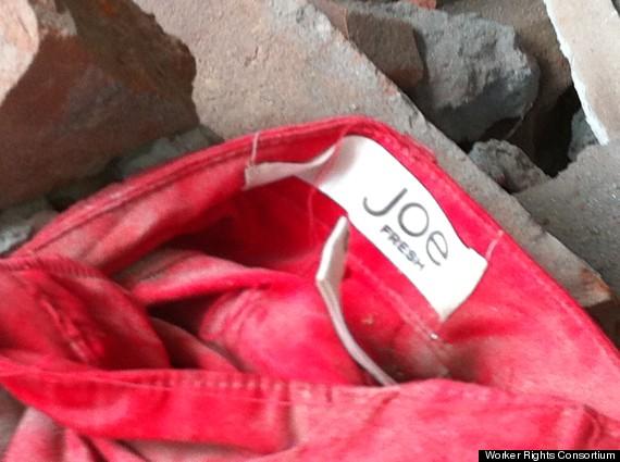 joe fresh bangladesh factory