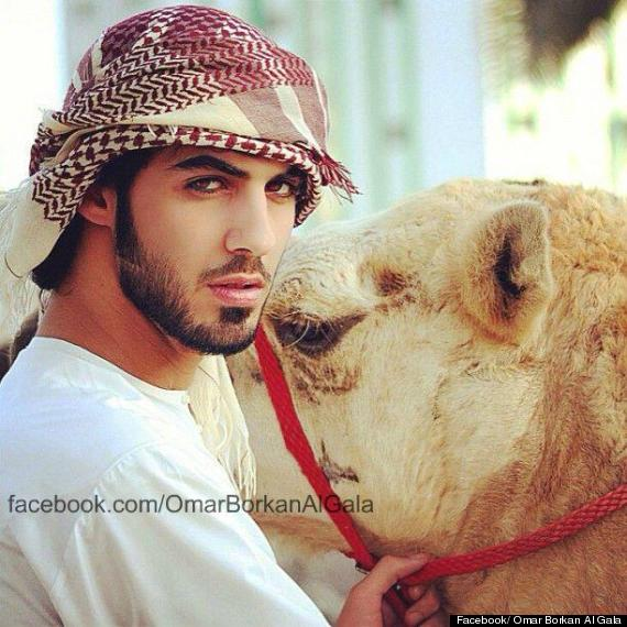 Is Omar Borkan Al Gala The Dubai Man Kicked Out Of Saudi Arabia For Being 'Too Handsome'? (PICTURES, VIDEO)