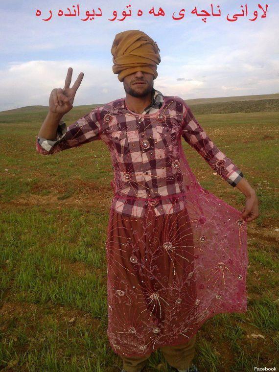 kurdes femmes humiliation