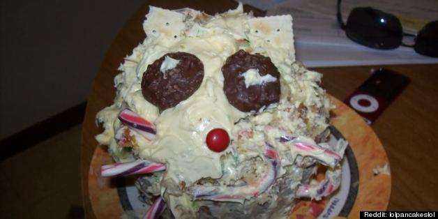 Worst Wedding Cake Disaster Ever