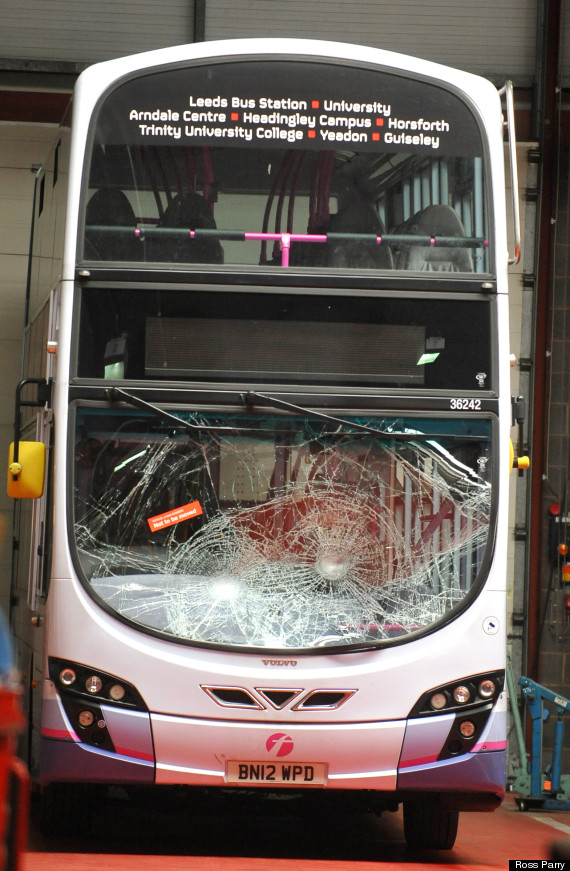 danny cipriani bus
