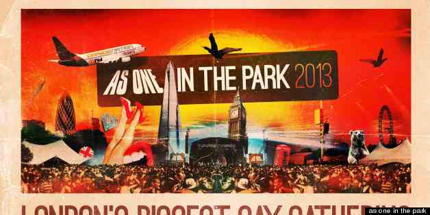 As one in the park is offering two tickets to its festival in May