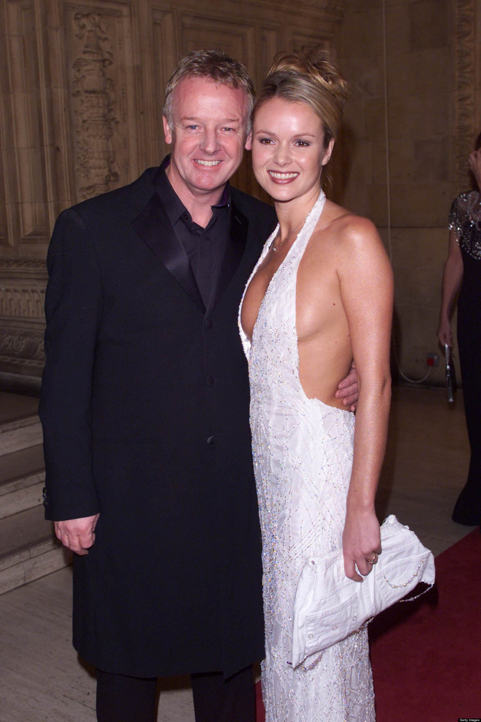 Britain S Got Talent S Amanda Holden Makes Les Dennis Fat