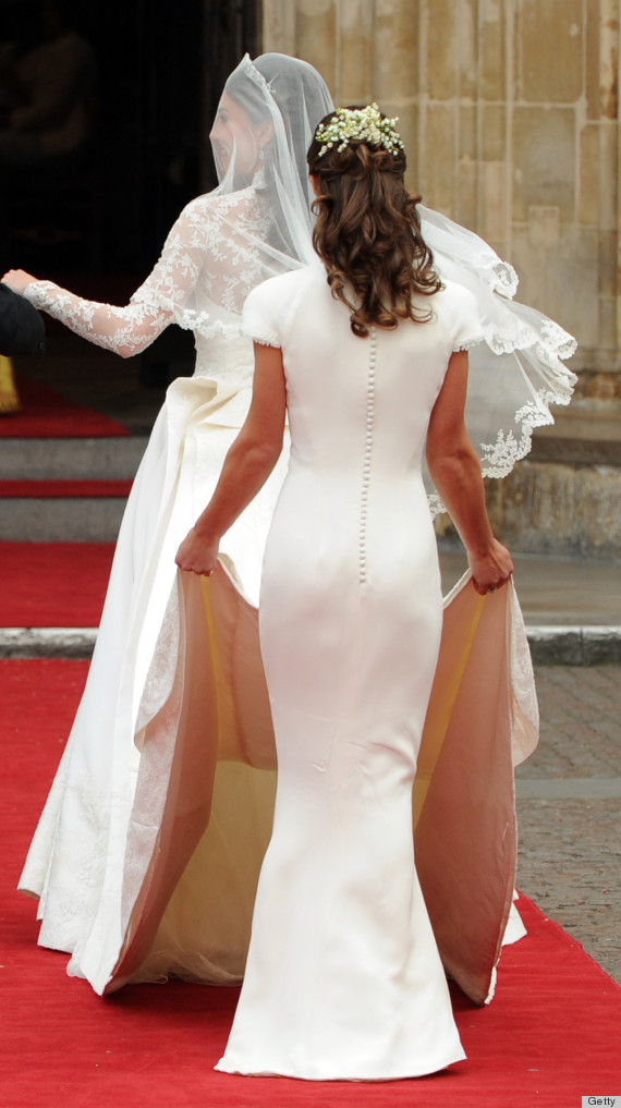 pippa middleton bridesmaid