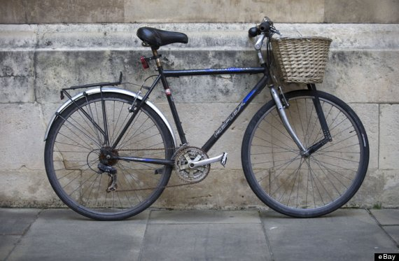 plebgate bike for sale