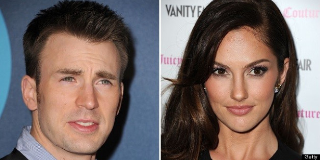 Chris Evans, Minka Kelly Going Strong: Couple Seen Holding Hands Outside L.A. Nightclub (PHOTO)