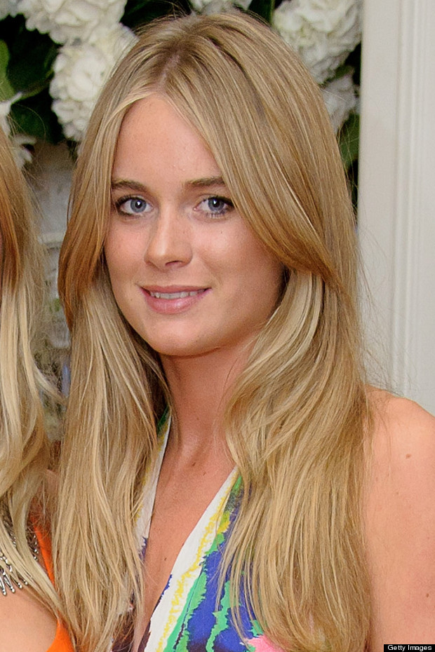 cressida bonas prince harry split