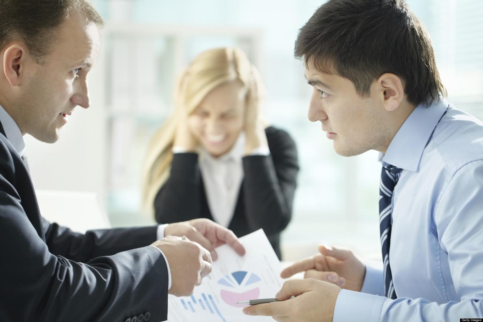 Boss employee relationship - 2 part 6