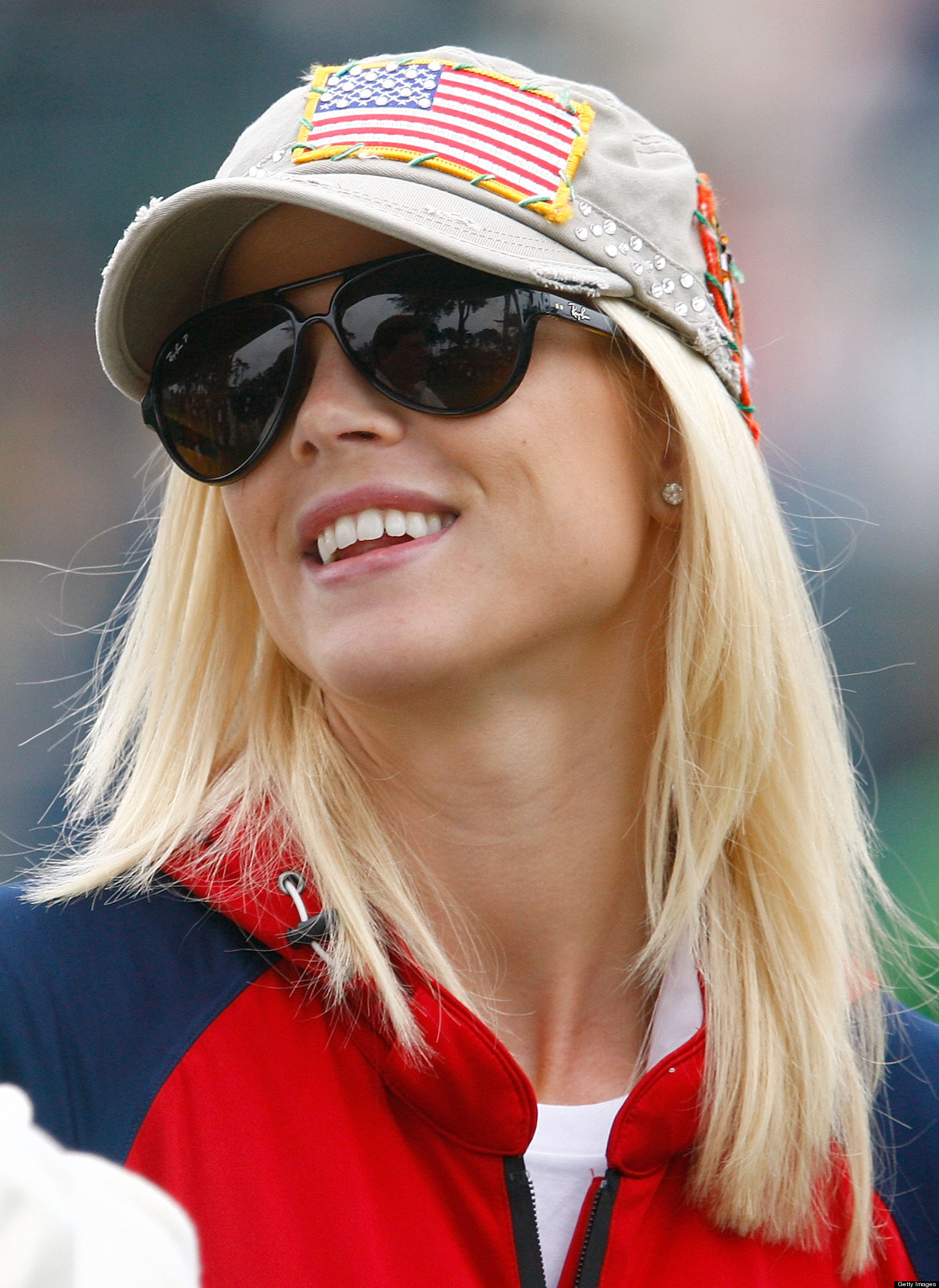 elin nordegren  tiger woods u0026 39  ex  steps out at white house