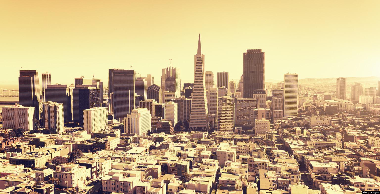 San Francisco Street Names Map Reveals San