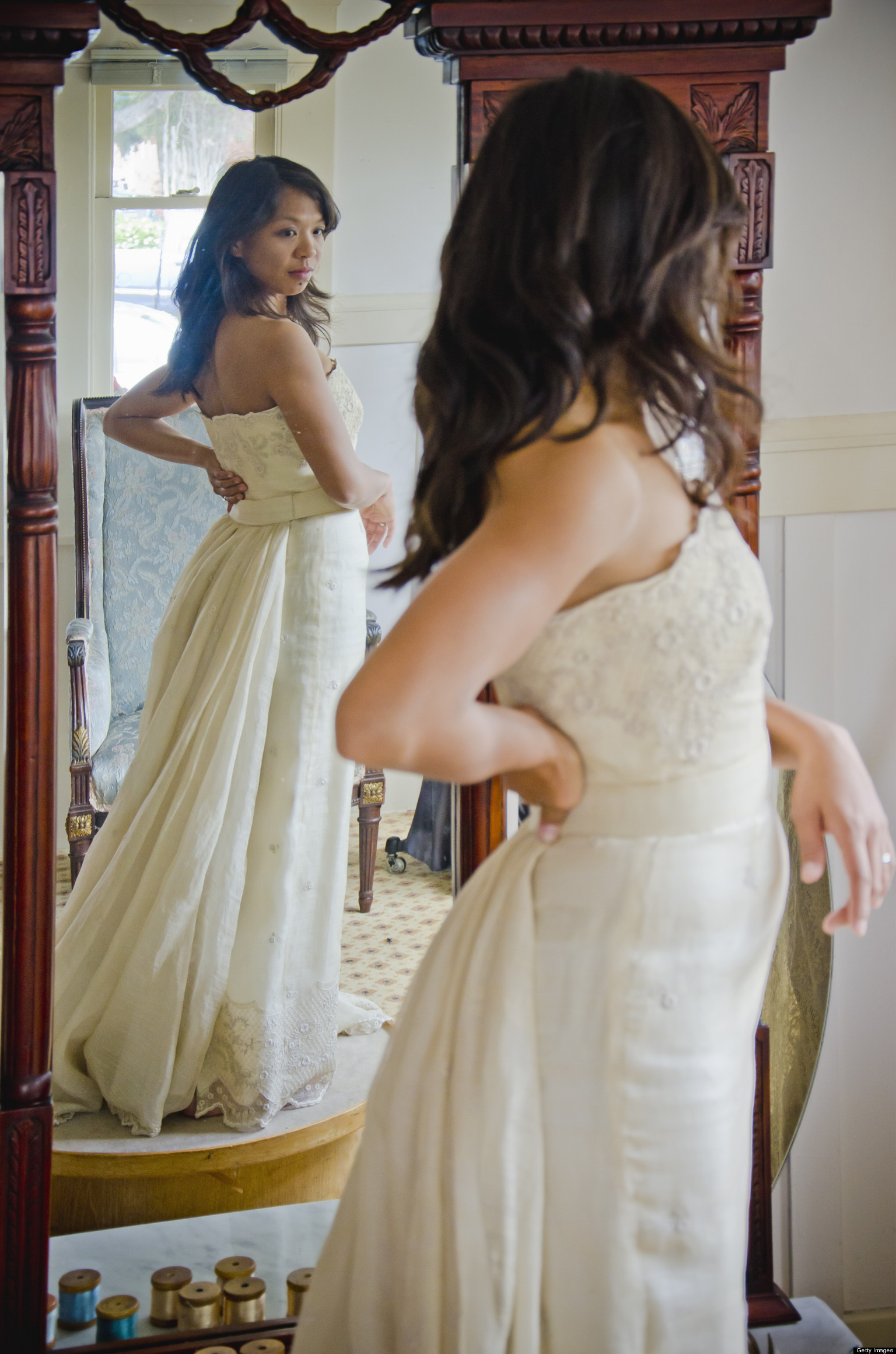Wedding Dress Shopping: When To Say \'No\'   HuffPost