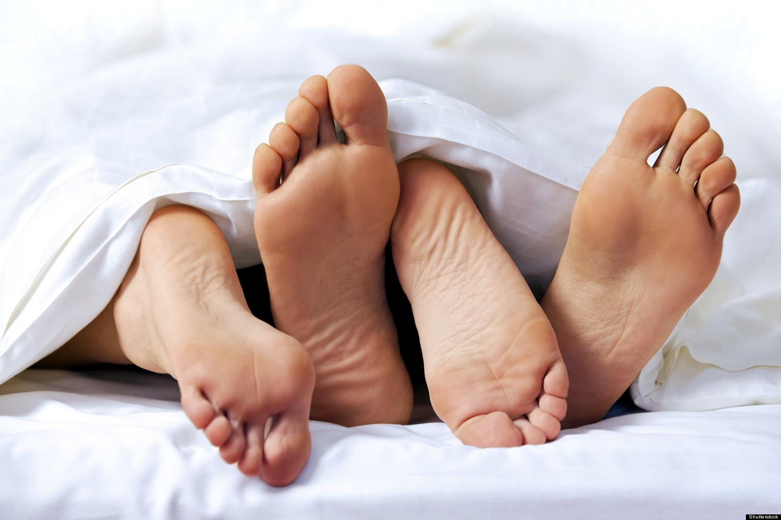Sex after divorce christian
