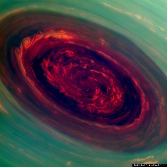 saturn hurricane