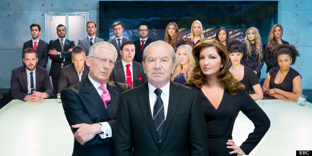 The Apprentice new candidates