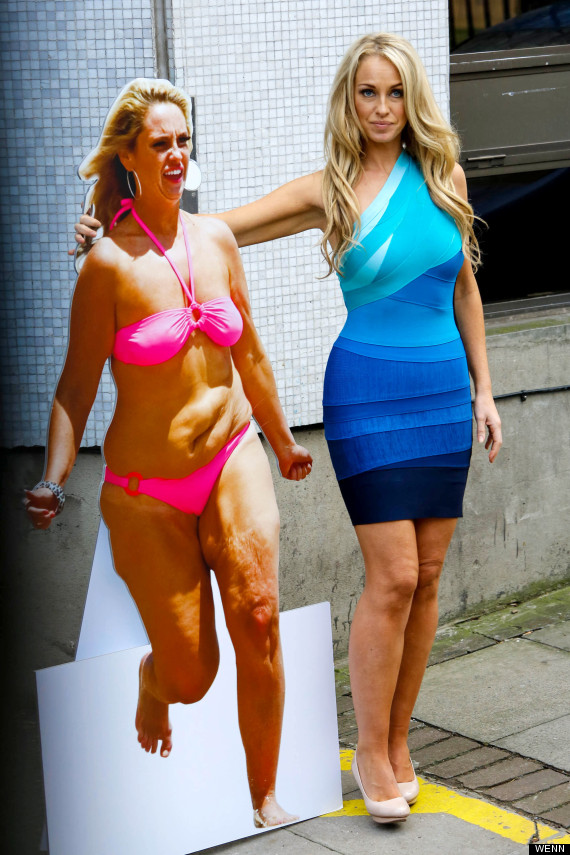 josie gibson weight loss