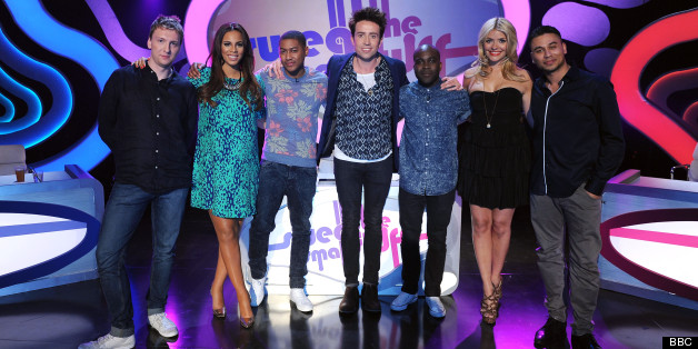 Nick Grimshaw's new panel show 'Sweat The Small Stuff'