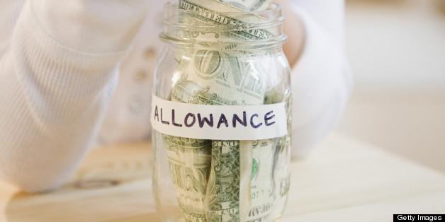 Five Ways to Make Your Children's Allowance Effective