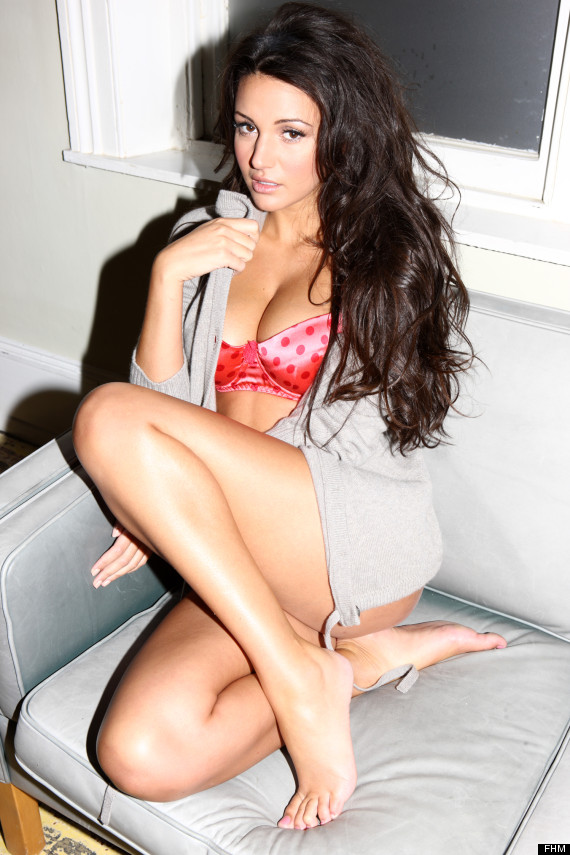 michelle keegan fhm 100 sexiest women