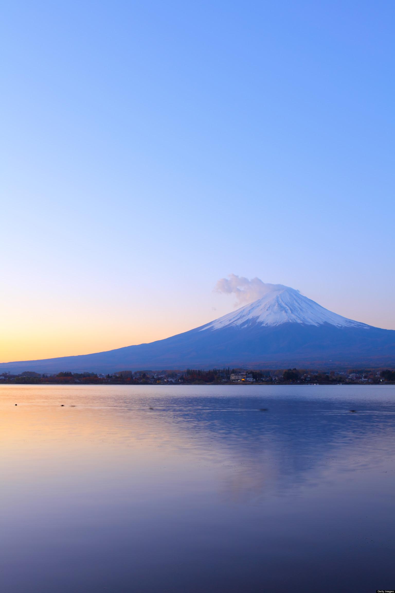 How To Climb Mt Fuji Huffpost