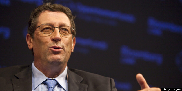 David Blanchflower, professor of economics at Dartmouth College, speaks at the Bloomberg via Getty Images Global Inflation Conference in New York, U.S., on Thursday, Sept. 8, 2011. The event will look at global inflation in the wake of recent events, from protests over food prices that ushered in the Arab Spring, to the U.S. debt crisis, to China's ongoing struggle to keep its economy under control. Photographer: Ramin Talaie/Bloomberg via Getty Images