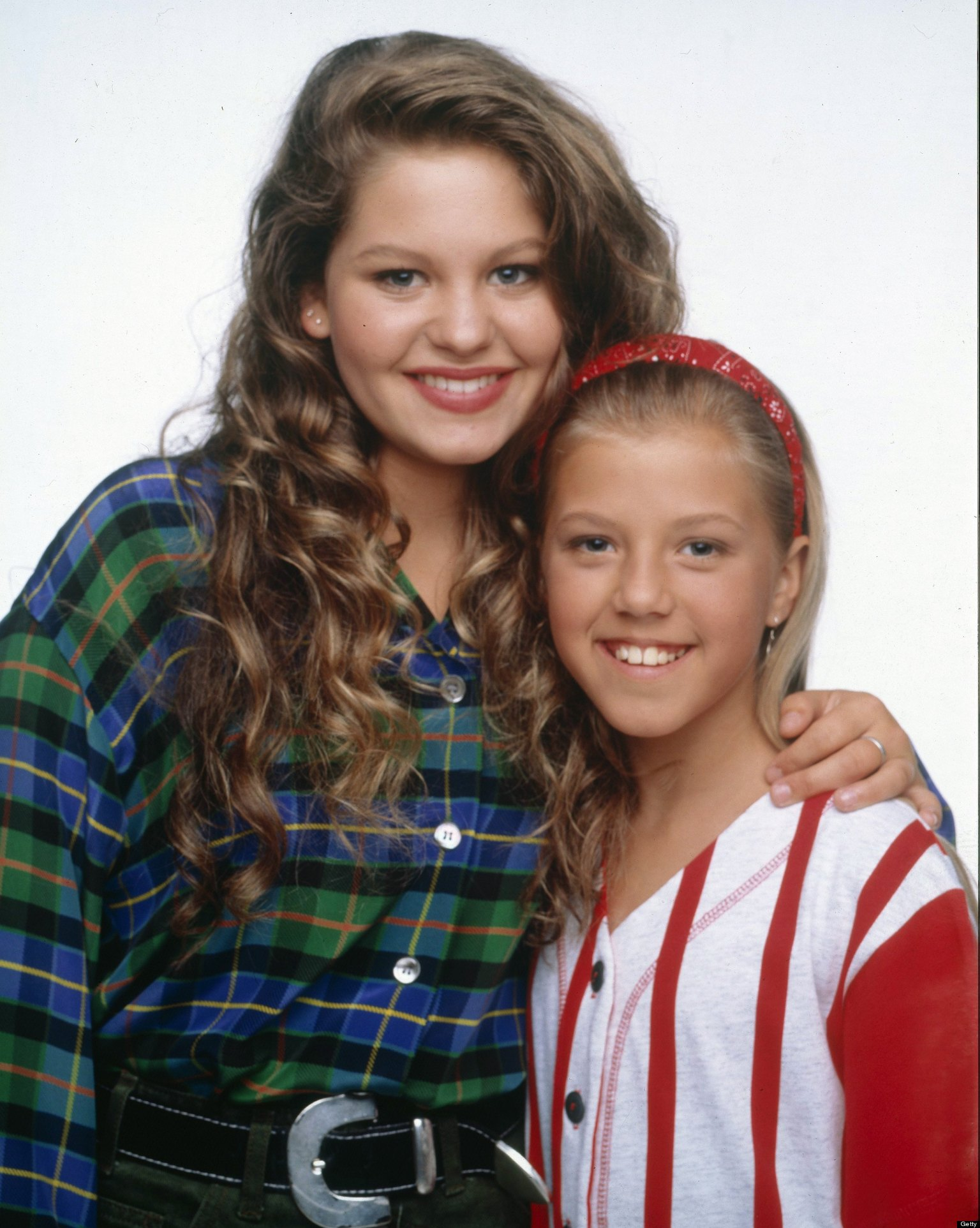 Jo Sweetin Candace Cameron Bure Full House Stars All Grown