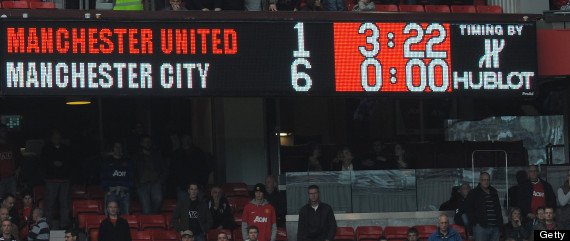 manchester united 16 manchester city