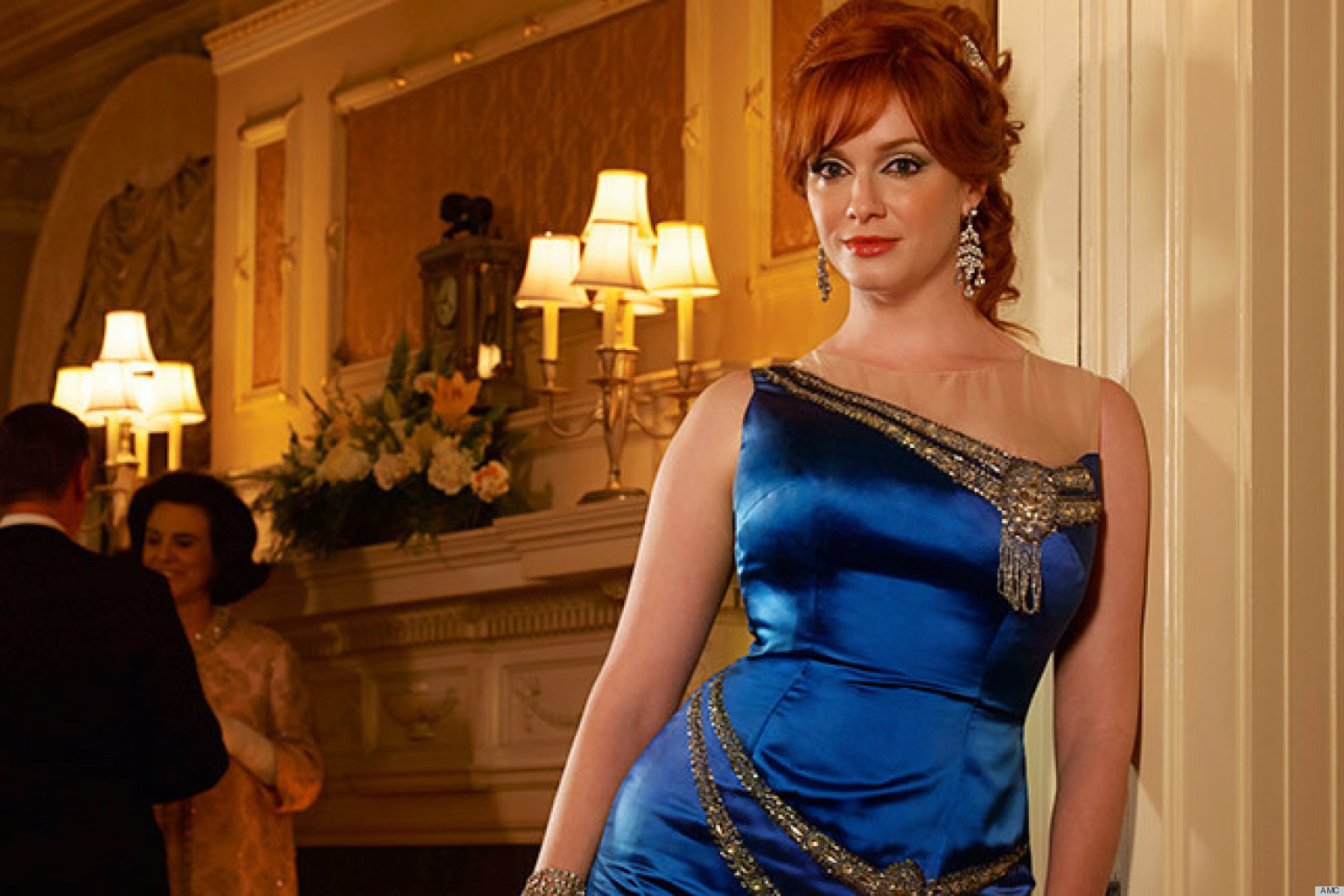 7ab6dae11 Mad Men GIFs Of Joan Holloway Are Surprisingly Educational (GIFS) | HuffPost