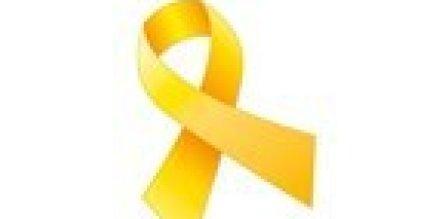 fiocco giallo