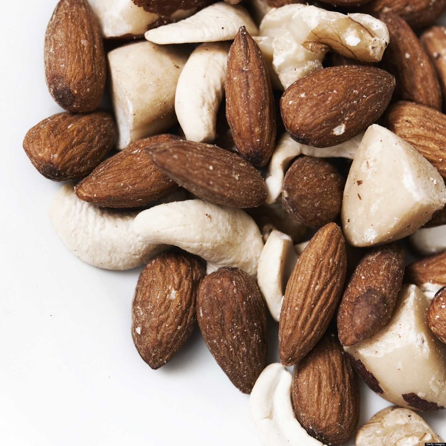 Healthy Nuts: Health Benefits For Almonds, Walnuts, Cashews, Peanuts on