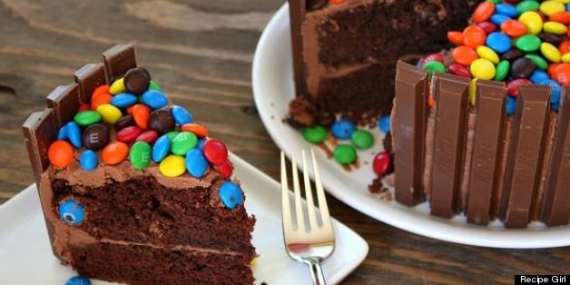Birthday Cake Recipes PHOTOS HuffPost