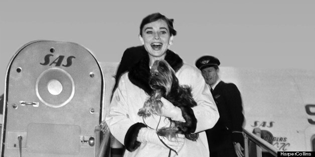 6 Rare Audrey Hepburn Photos From New Book Audrey In Rome border=