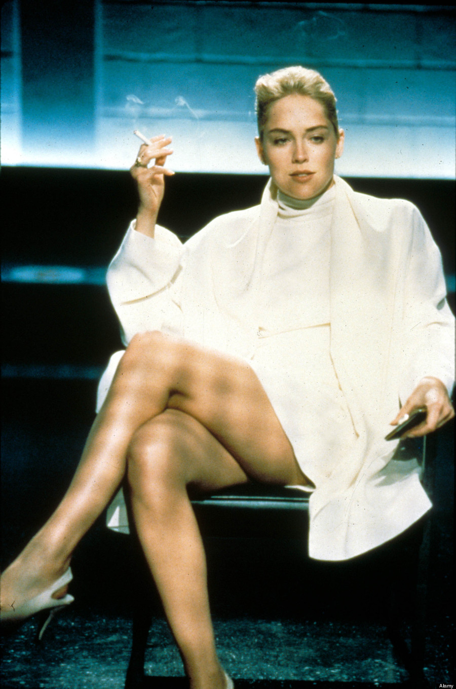 sharon stone casino outfits