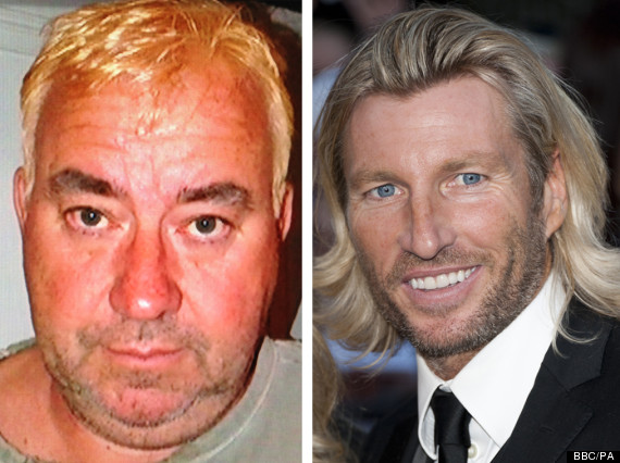 jonathan pearce robbie savage blonde hair