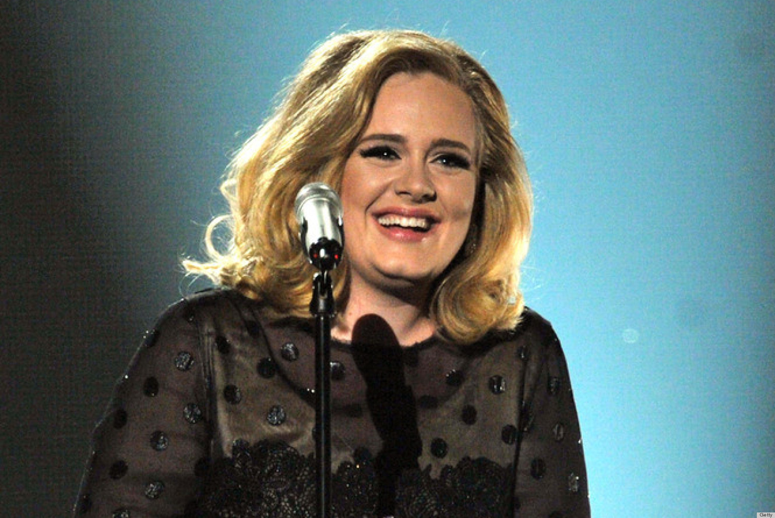 Adele Style Evolution: Beehive Beauty Rolling In Deep Glamour (PHOTOS)