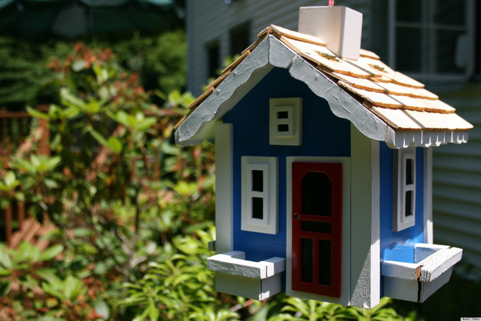 12 amazing birdhouses that are better than your home for Houses images pictures