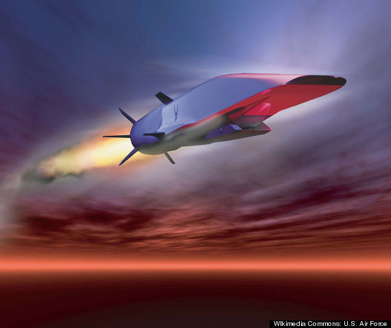 waverider hypersonic