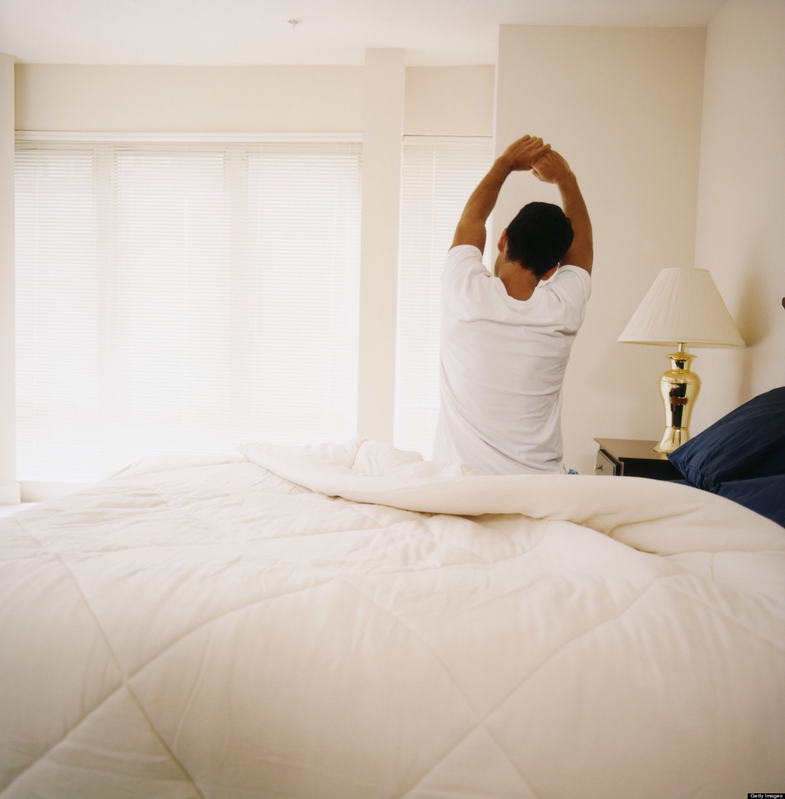 Back Pain 5 Stretches To Do Before Getting Out Of Bed