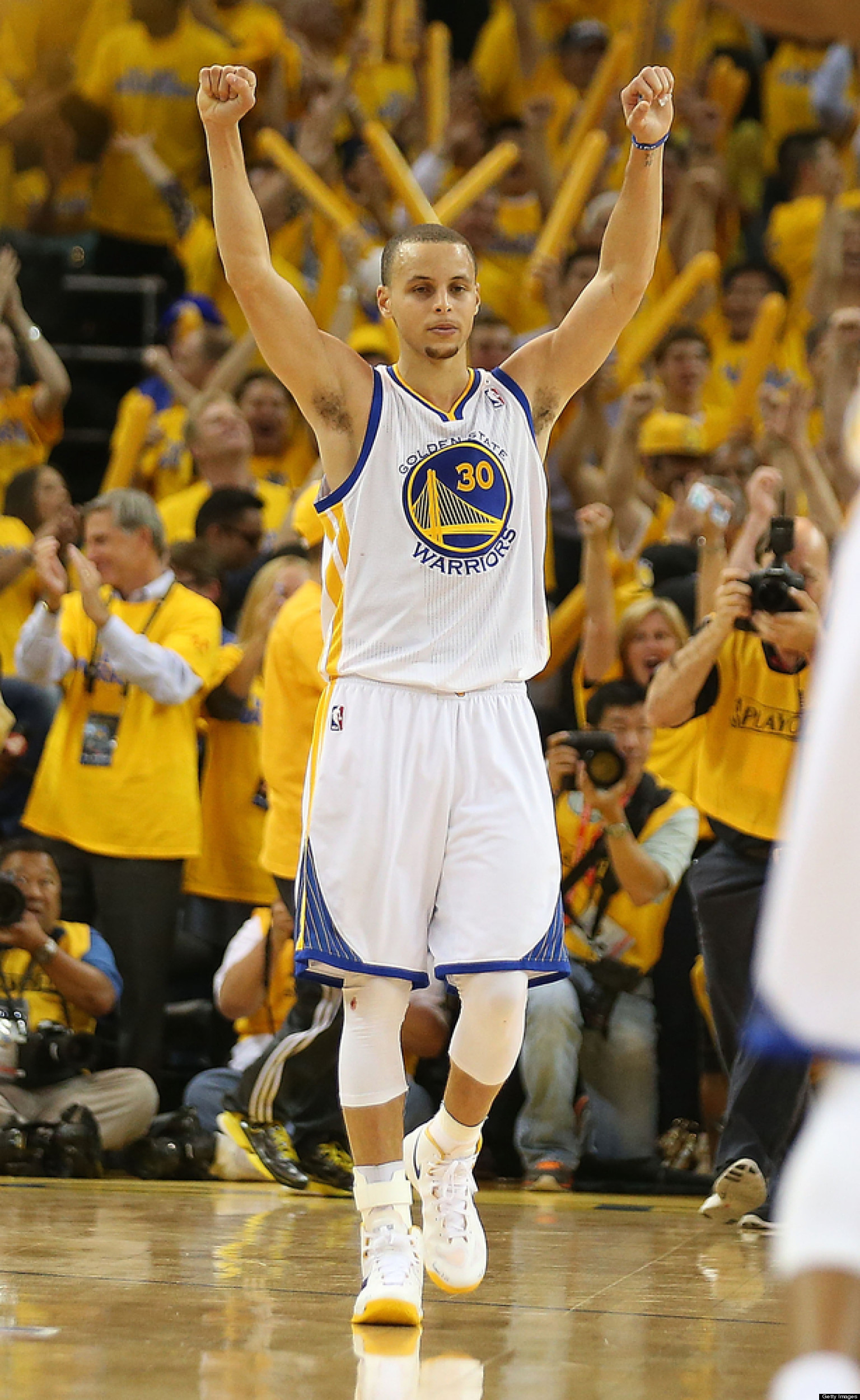 Stephen Curry And His Shooting Rise To Greatness