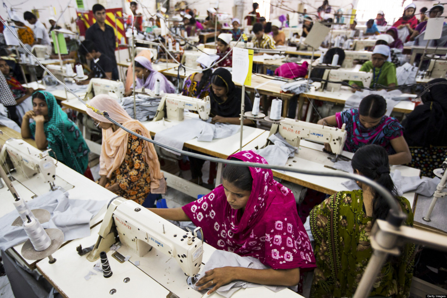 the bangladesh garment industry challenges of