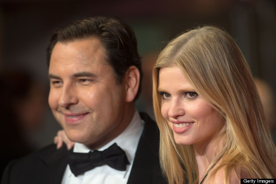 david walliams lara stone